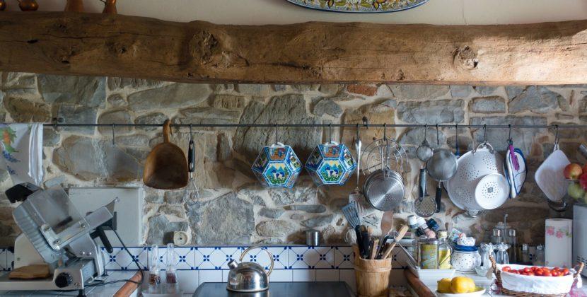 Det fullutrustade köket